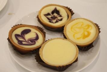 Assorted Cheese Tarts (Classic, Mango, Ube)