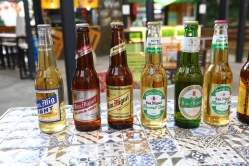 Ale house - San Miguel beer products 3