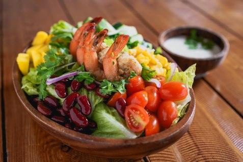 Manna - Mexican Prawn Salad