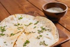 Manna - Spicy Cheesy Stuffed Tortilla
