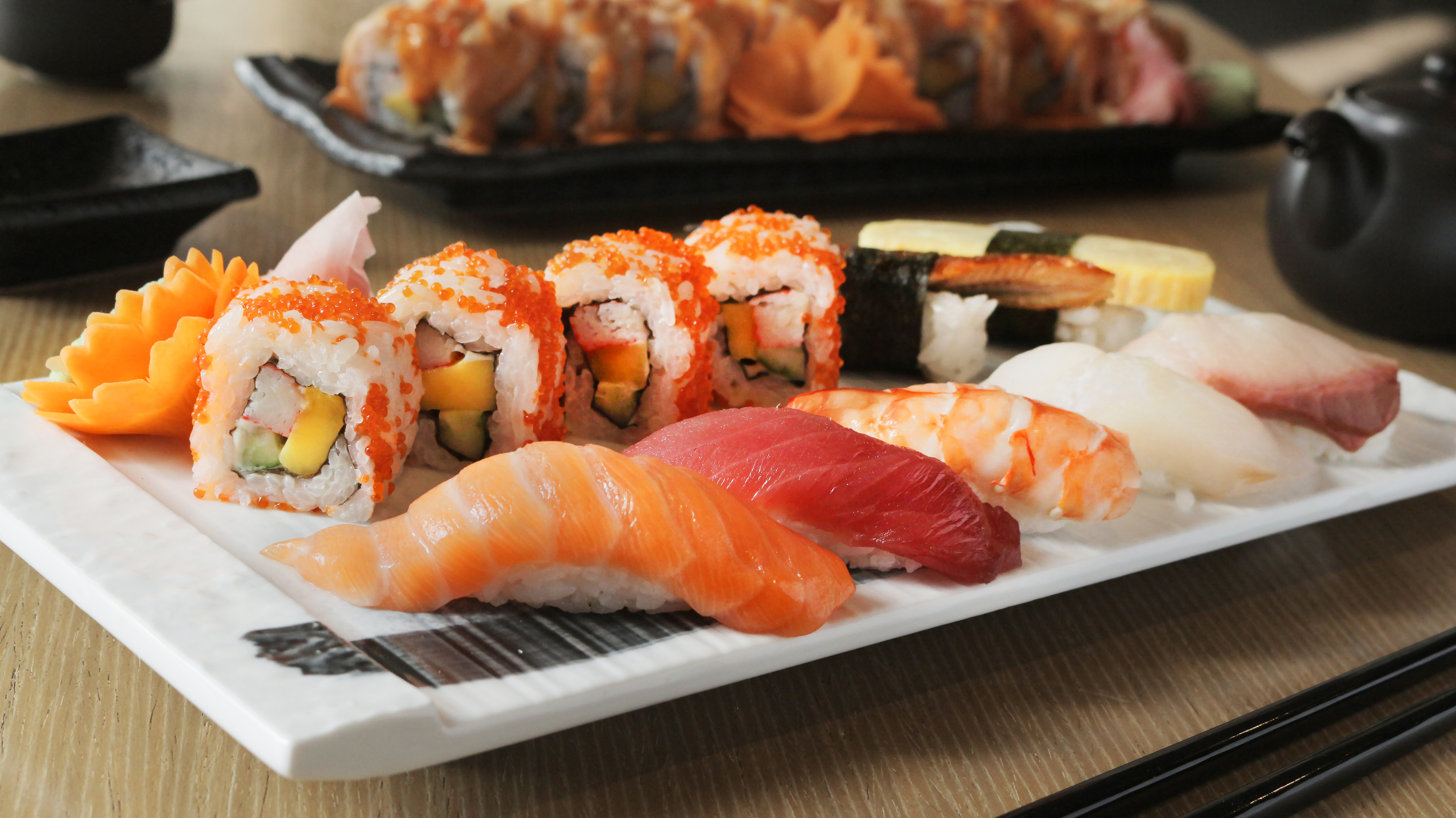 California Maki and Tuna Rolls.jpg